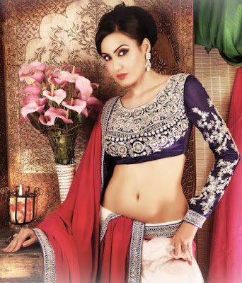 Top-blouse-designs-pattern-for-lehenga-choli-for-woman-4