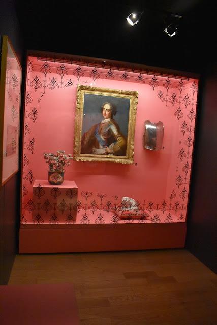 Paris en vitrine, musée Stewart, océane's Family