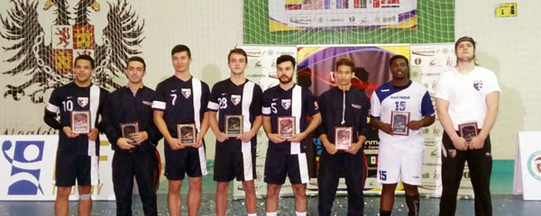 Equipo ideal IHF Trophy Panamericano 2017