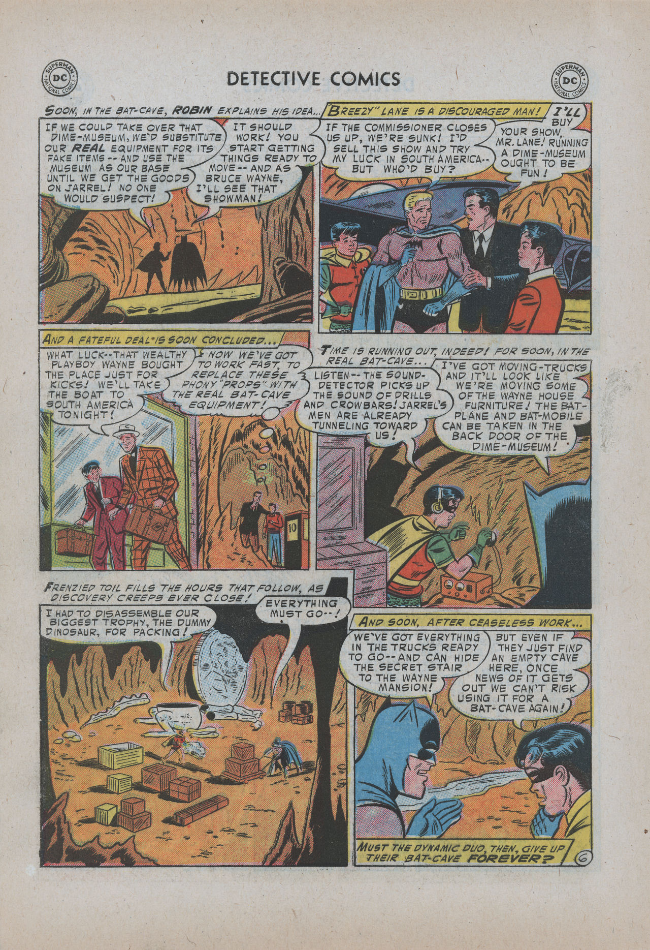 Detective Comics (1937) 223 Page 8