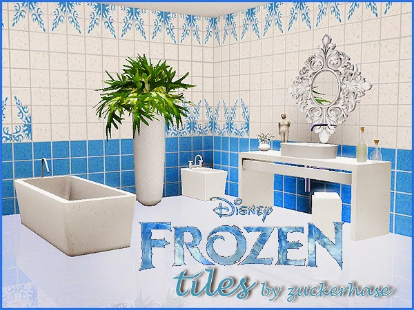 my sims 3 blog akisima 39 s frozen week sims wallpaper and girls clothing. Black Bedroom Furniture Sets. Home Design Ideas
