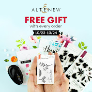 Shop Altenew (Oct. 23rd-24th)