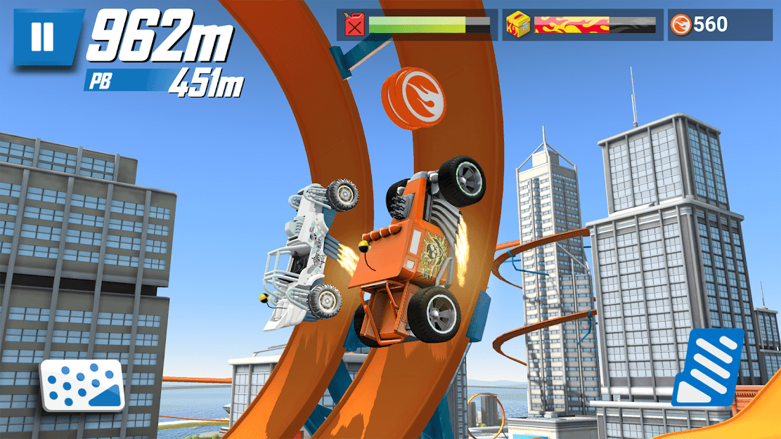 Hot Wheels: Race Off MOD DINHEIRO INFINITO 10.0.12158