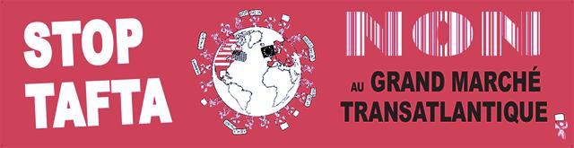 Mais le TAFTA ou le CETA ne sont pas de simples accords de commerce et auront de lourdes conséquences dans tous les domaines. Négociés dans l'opacité le plus complète, ces accords nocifs instaurent une régime juridique qui place les intérêts des multinationales au-dessus de toute régulation démocratique.