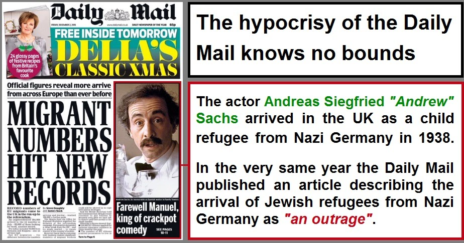 Gally Mail: The Hypocrisy Of The Daily Mail Knows No Bounds