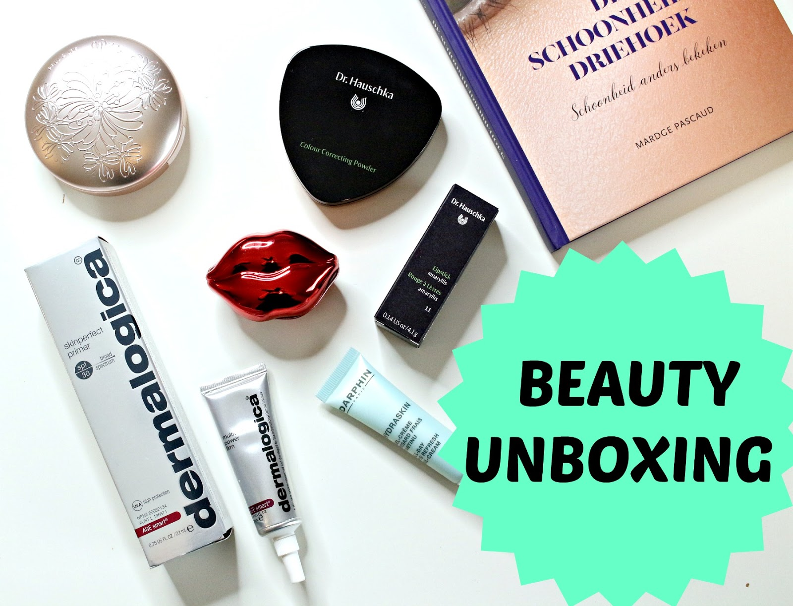 beauty unboxing video