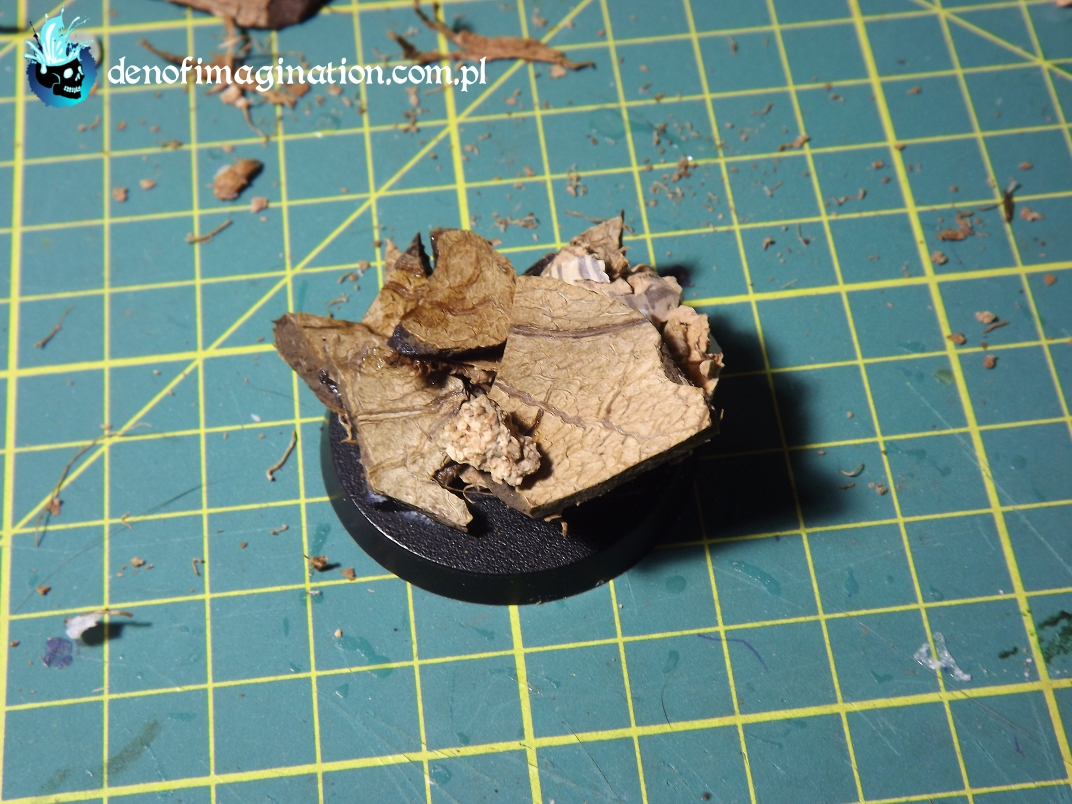 Blog - Basing with Coconut