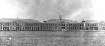 Аэрогородок Качинской авиационной школы
