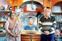 captain's family