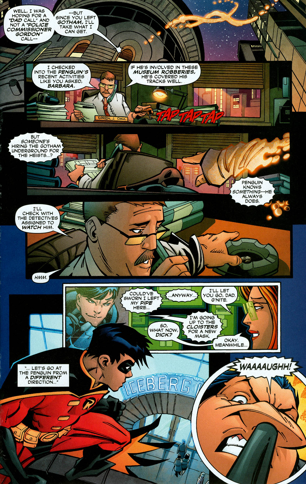 Read online Trinity (2008) comic -  Issue #9 - 28