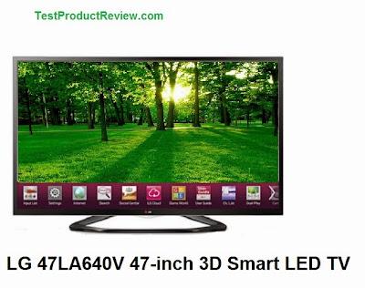 LG 47LA640V LED TV