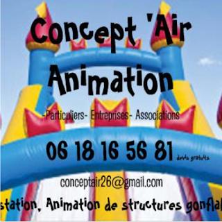 concept air animation