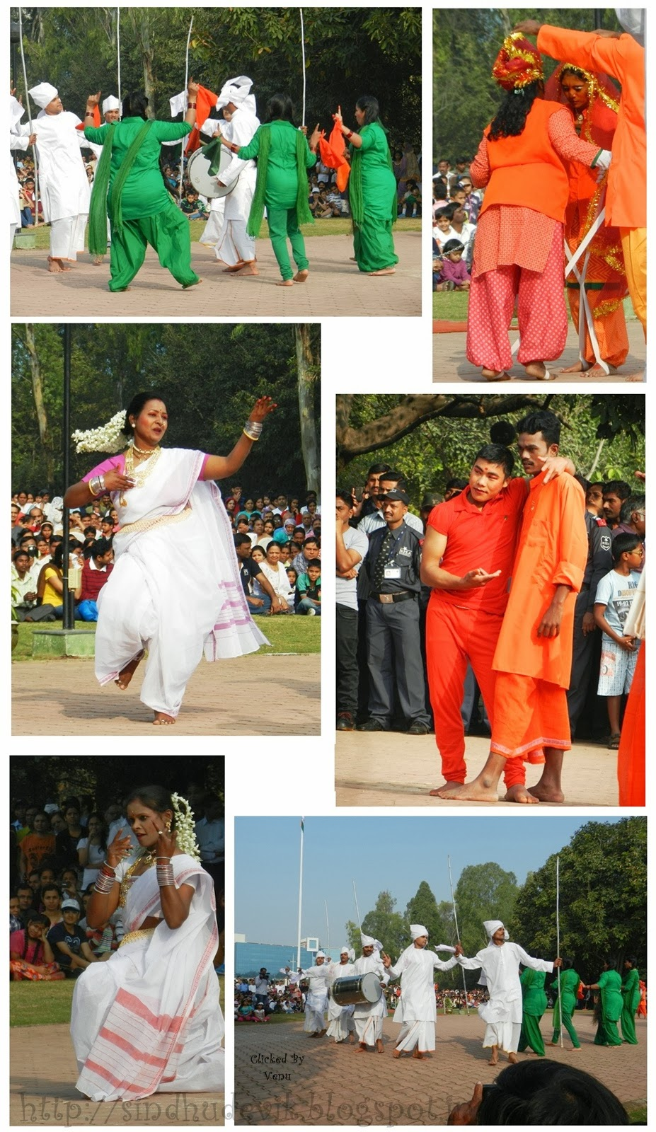 Cultural Event on Republic Day