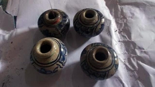 Cupu Untuk Minyak Bulu Perindu Kalimantan