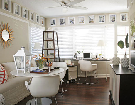 repurpose dining room | Twine: Repurposing an Open Dining Room