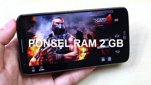 Daftar Harga HP Android RAM 2 GB Berkualitas Terbaru