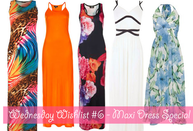 Maxi dress wish list