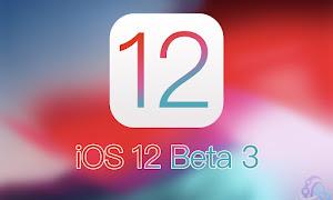 آبل تطلق iOS 12 بيتا 3 للمطورين، تعرف على التغييرات والمزايا الجديدة فيه