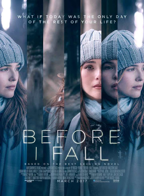 Before I Fall, Poster, usa