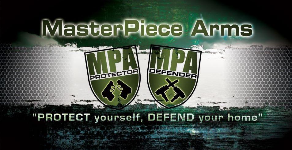 Sfera Gun Club: MASTERPIECE ARMS MPA930T-GR GRIM REAPER