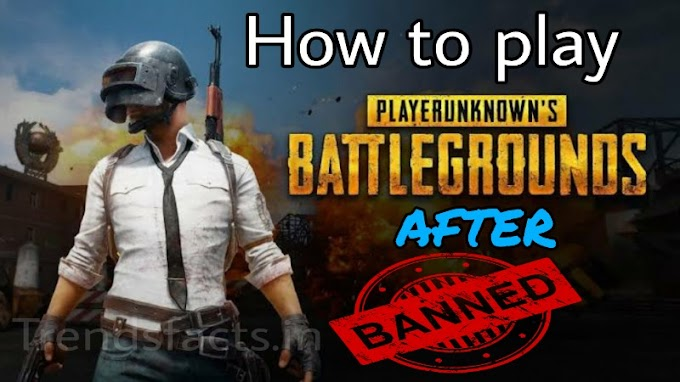 How to play PUBG after banned - Trendsfacts