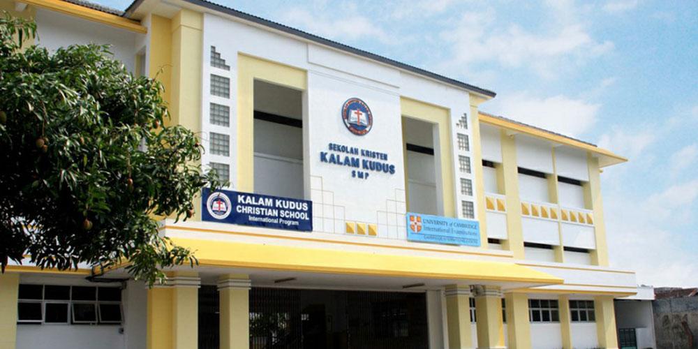 Saat Ujian Empat Mapel SMP Kalam Kudus Diwujudkan dalam Drama