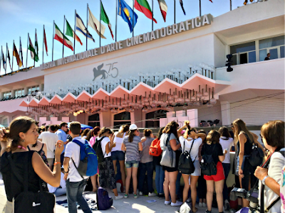LIVE! From the 75th Venice Film Festival - Waiting for the Stars