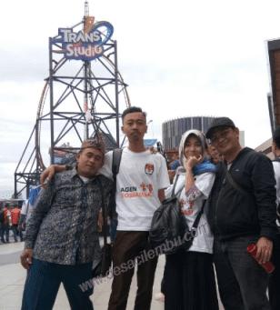 Peresmian dan Pembekalan Agen Sosialisasi Jawa Barat