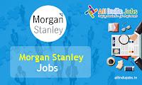 Morgan Stanley Recruitment