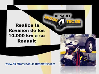 Reision Kilometraje Renault