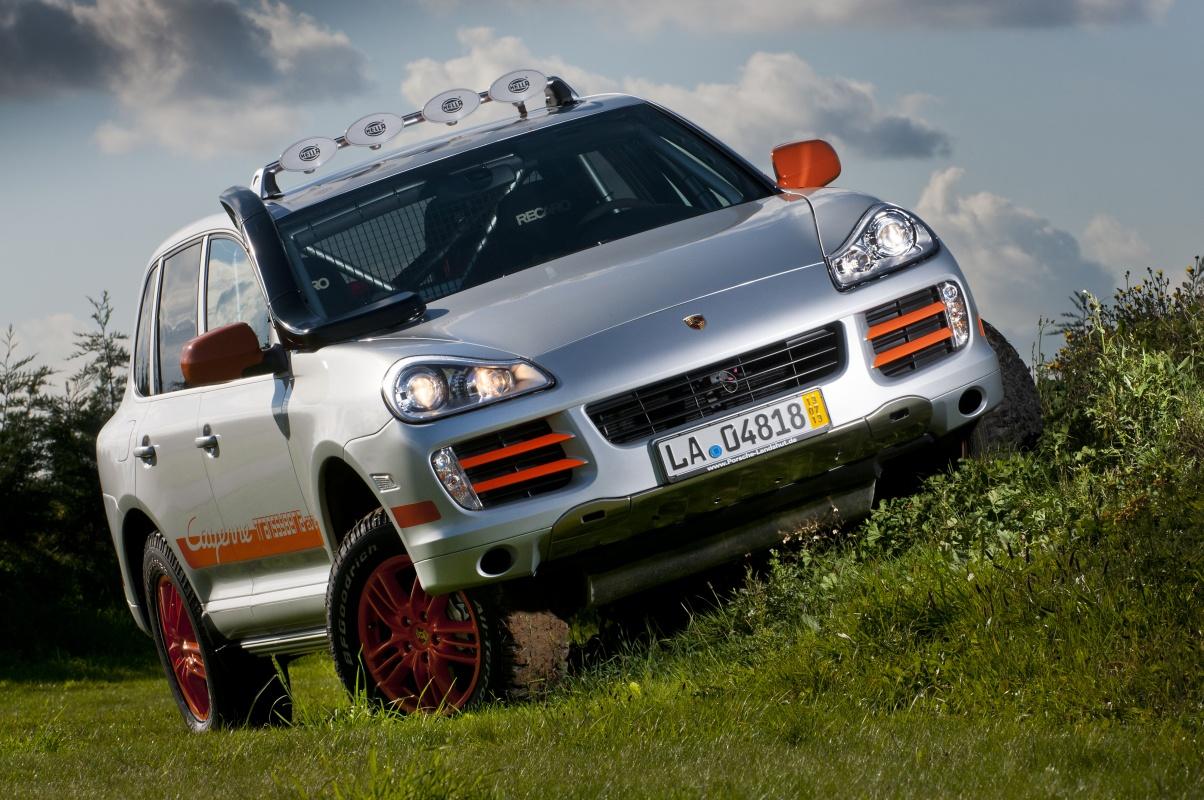 Porsche cayenne transsyberia for sale