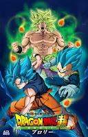 PELICULA DRAGON BALL SUPER BROLY