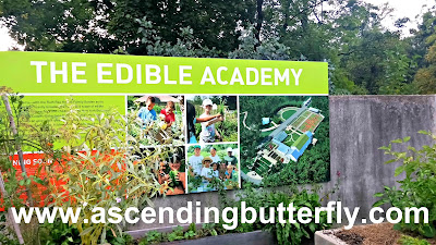 The Edible Academy at New York Botanical Garden, Bronx, New York