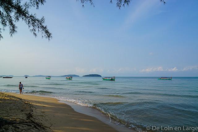 Otres Beach - Sihanoukville - Cambodge