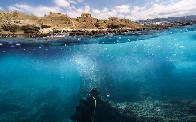 Greek researchers shed light on location of ancient Byblos harbour