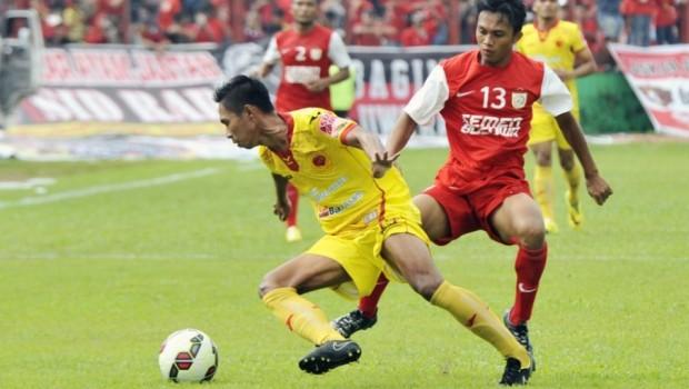 Sriwijaya FC vs PSM Makasar