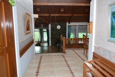 Villa di Kawah Putih Ciwidey Bandung