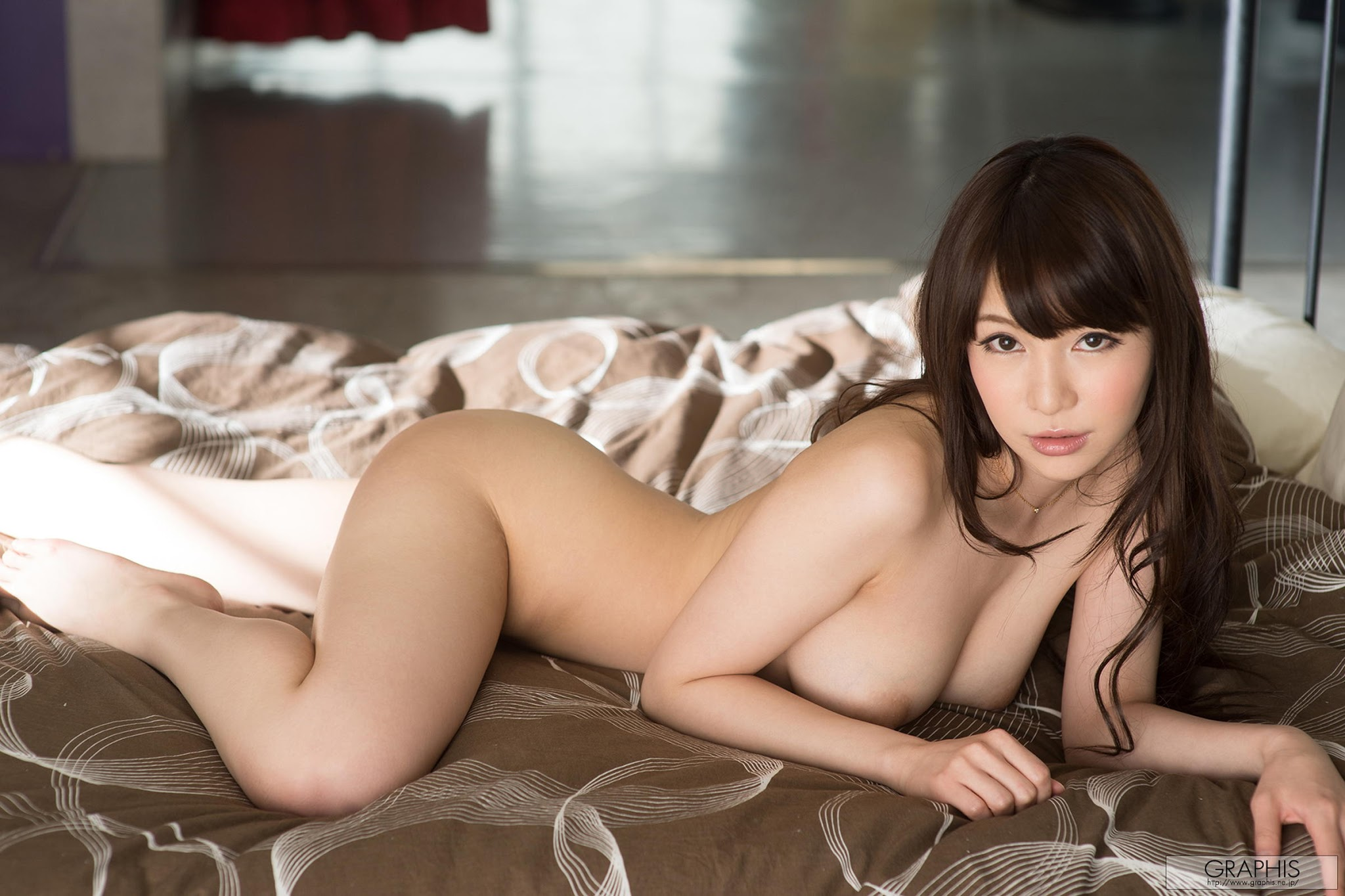 Aoi 葵 Nude Uncensored uHD Gallery @ Graphis Gals ...