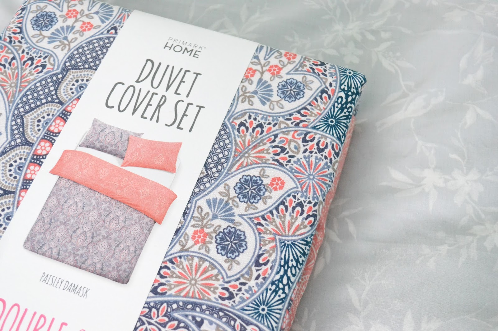 I Love Bedding As Sad That May Sound Actually Went In Primark Intending To The Fairisle Christmas Duvet Set But Couldn T Bring Myself It