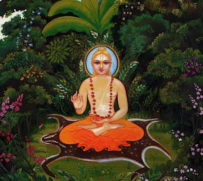 Sage in Meditation