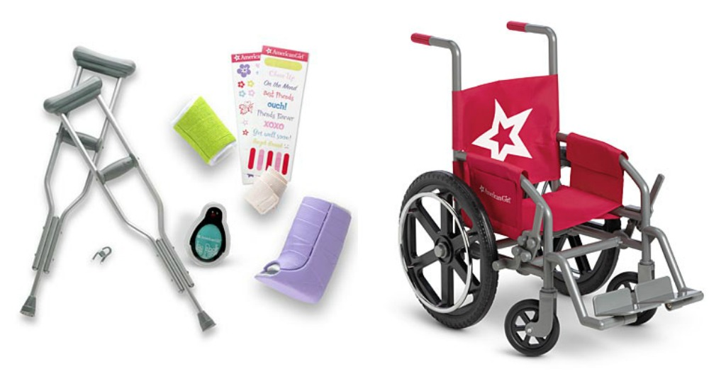 American Berry Wheelchair And Feel Better Kit Available At Ag For 68 00