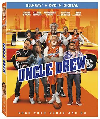Uncle Drew Blu Ray