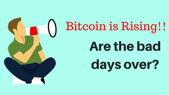 When will bitcoin price rise again? Cryptocurrencies Price is Increasing