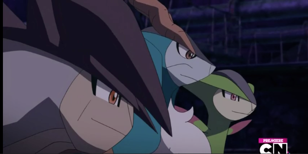 Anime Annoyances Recap Pokemon Kyurem Vs The Sword Of Justice