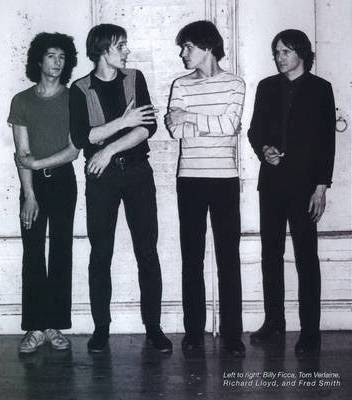 TELEVISION - Marquee moon (1977) 2