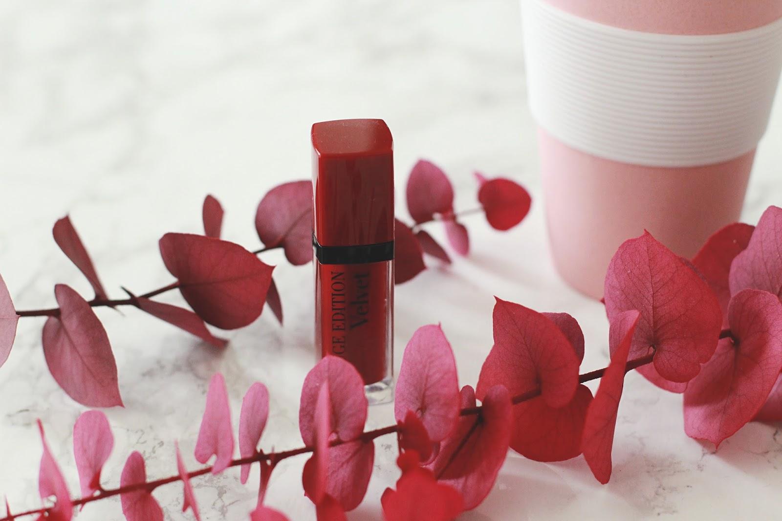 Rouge Edition Velvet Bourjois teinte Grand Cru