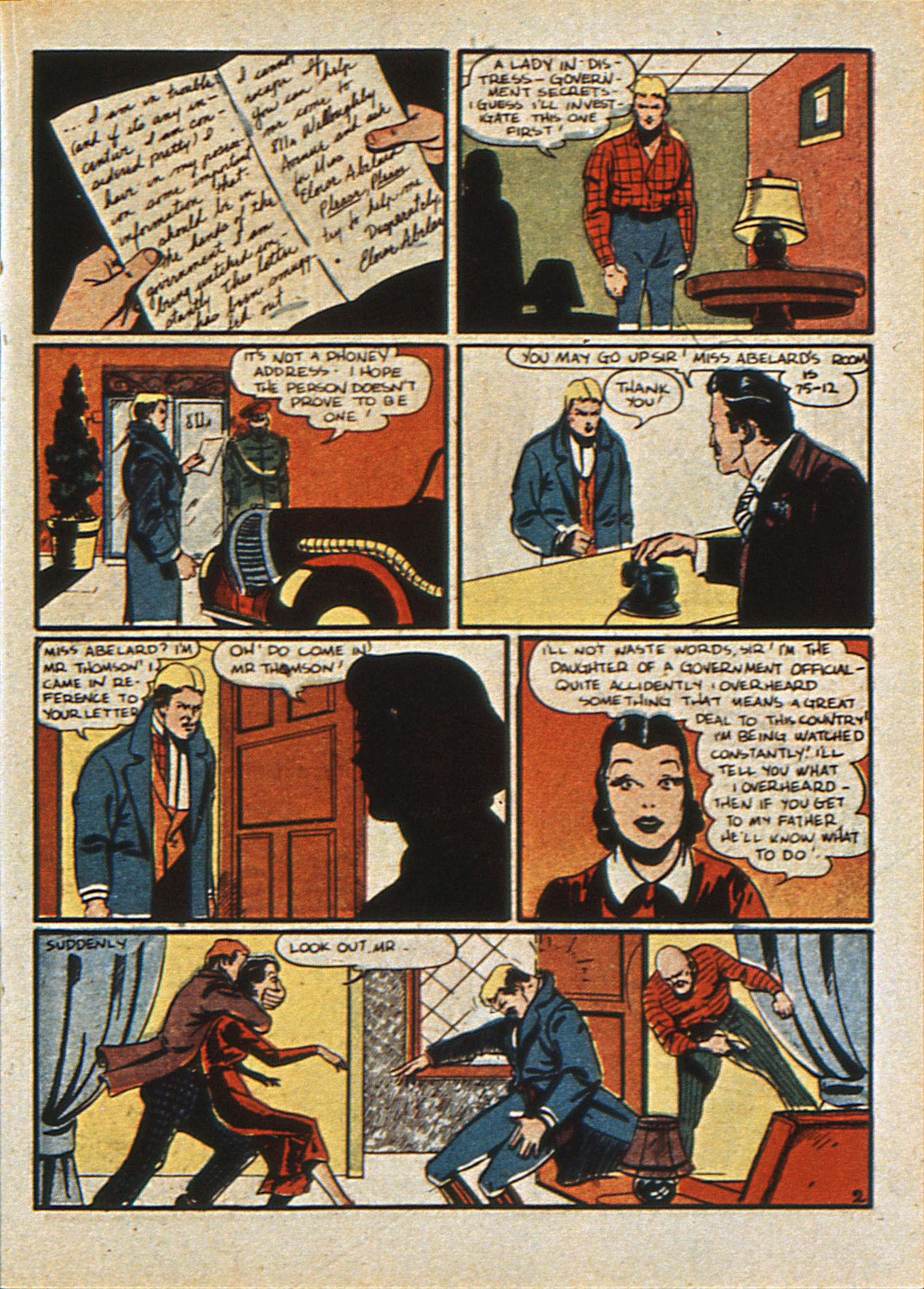Action Comics (1938) 14 Page 37