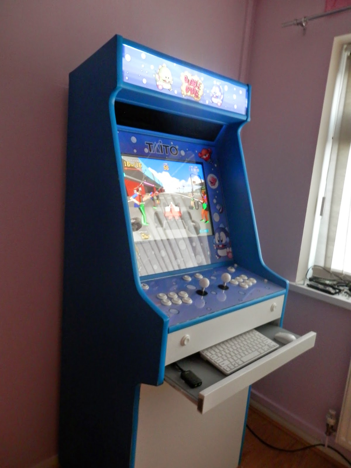 DIY-Not's Attempt to Build an Arcade Cabinet: April 2015