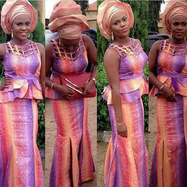 20 Best Trendy Cute And Unique Ankara Styles 2016