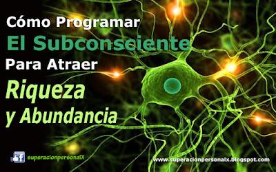 Programar el Subconsciente